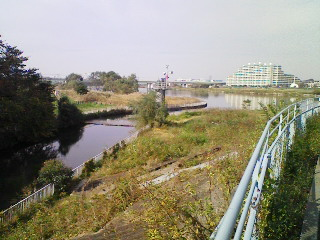 多摩川入口