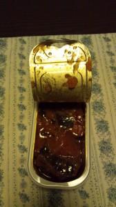 秋刀魚蒲焼(中身)