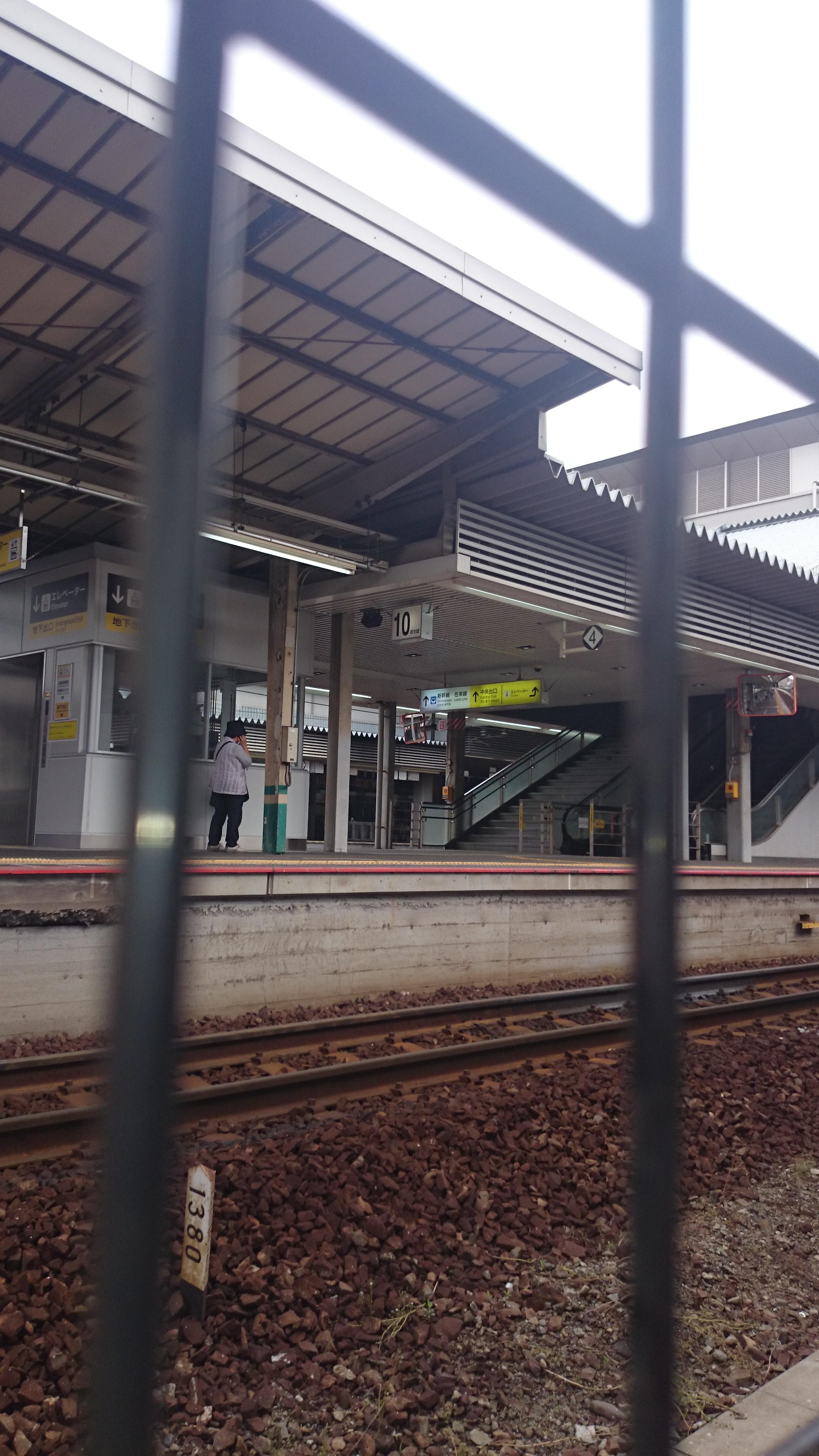 01岡山駅